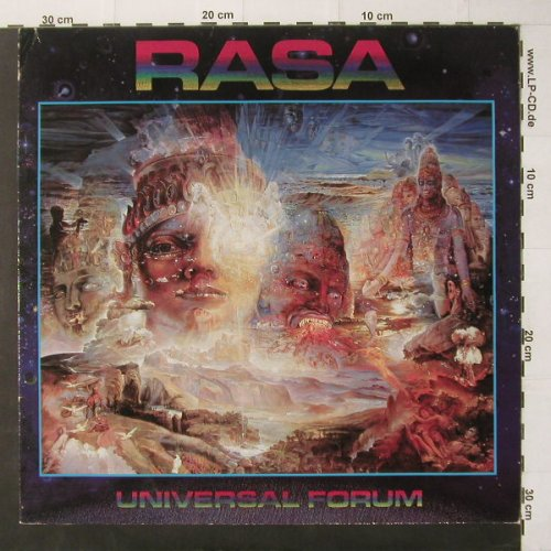 Rasa: Universal Forum, Lotus Eye(BBT-S-22), , 82 - LP - C3262 - 5,50 Euro