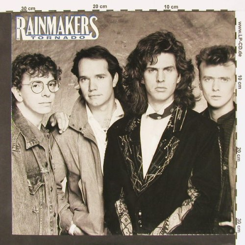 Rainmakers: Tornado, Mercury(832 795-1), NL, 87 - LP - C344 - 5,00 Euro