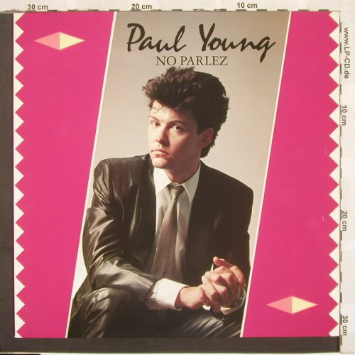 Young,Paul: No Parlez, CBS(460909 1), NL, 83 - LP - C3723 - 4,00 Euro