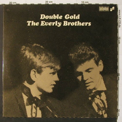 Everly Brothers: Double Gold, Foc, Bellaph.(BLS 5531), D, 75 - 2LP - C3807 - 6,50 Euro