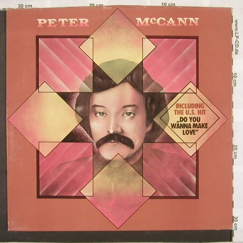 Mc Cann,Peter: Same, 20th Centu(6370 257), D, 77 - LP - C382 - 5,00 Euro