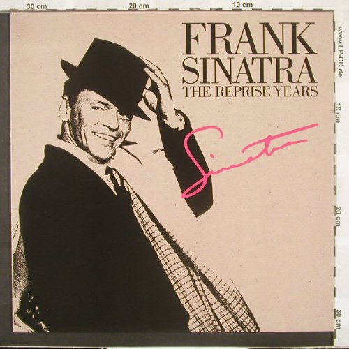 Sinatra,Frank: The Reprise Years, Reprise(7599-26522-1), D, 91 - LP - C3921 - 6,00 Euro