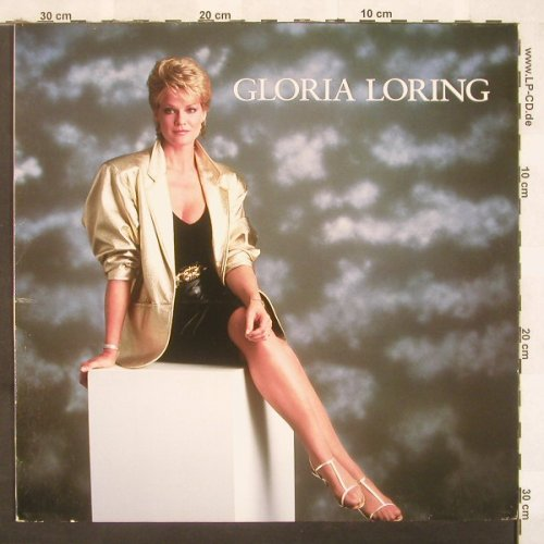 Loring,Gloria: Friends And Lovers, Atlantic(781 679-1), D, 86 - LP - C4022 - 5,00 Euro