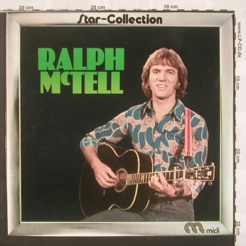 Mc Tell,Ralph: Star-Collection(73), Midi(26 030), D, 1975 - LP - C4090 - 4,00 Euro