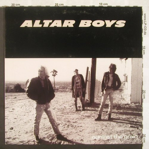 Altar Boys: Against The Grain, Frontline(R09023), US, 87 - LP - C4171 - 7,50 Euro