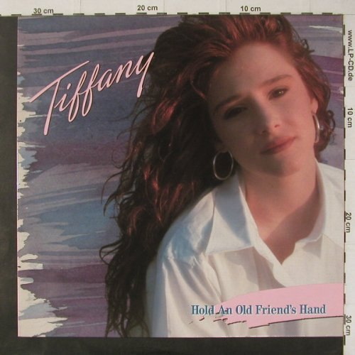 Tiffany: Hold An Old Friend's Hand, MCA(256 048-1), D, 1988 - LP - C4683 - 5,00 Euro