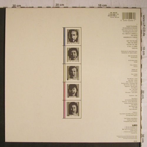 Mike & The Mechanics: Same, WEA(252 496-1), D, 1985 - LP - C4839 - 4,00 Euro