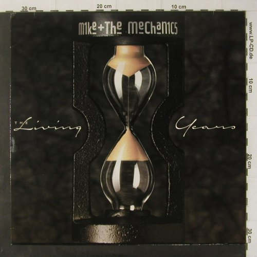 Mike & The Mechanics: The Living Years+2, WEA(257 710-0), D, 1988 - 12inch - C4840 - 3,00 Euro