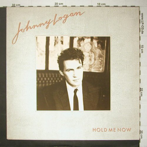 Logan,Johnny: Hold Me Now, CBS(451073 1), NL, 87 - LP - C5104 - 4,00 Euro