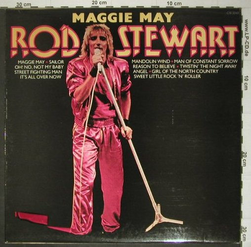 Stewart,Rod: Maggie Mae, Pickwick(CN 2045), UK, 1981 - LP - C5234 - 5,50 Euro