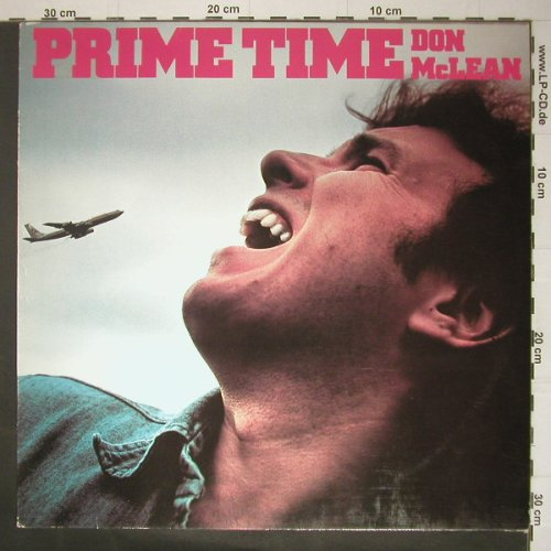 Mc Lean,Don: Prime Time, EMI(064-60 098), D, 77 - LP - C5275 - 5,00 Euro