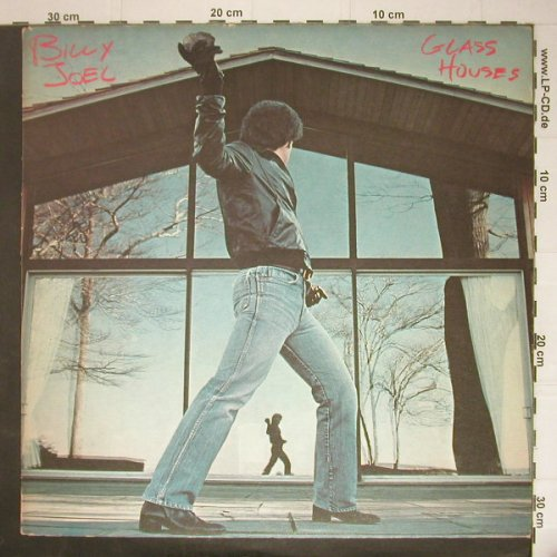 Joel,Billy: Glass Houses, CBS(AL 3684), CDN, 1980 - LP - C5726 - 3,00 Euro