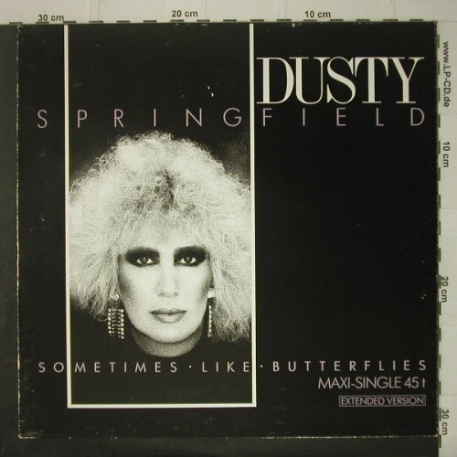 Springfield,Dusty: Sometimes Like Butterflies*2+1, Global(601 960-213), D, 85 - 12inch - C6829 - 2,00 Euro