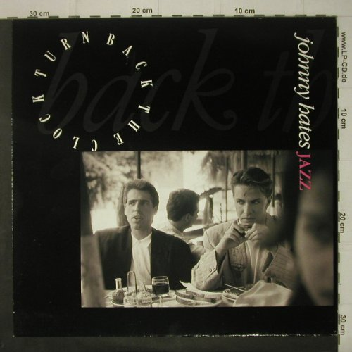 Johnny Hates Jazz: Turn Back The Clock*2+1, Virgin(609 585-213), D, 1987 - 12inch - C6830 - 1,50 Euro