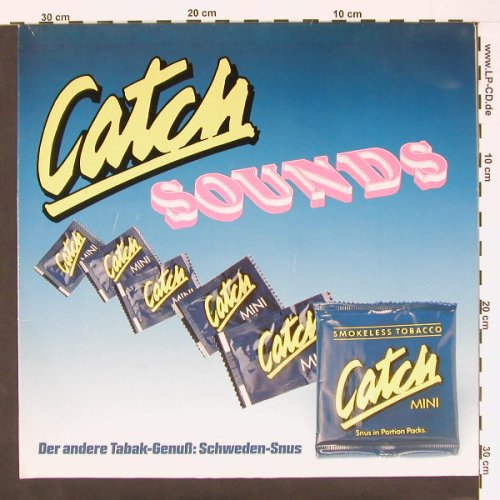 V.A.Svenska Tobaks: Catch Sounds, Foc, 12 Tr., Ariola(208512-003), D,  - LP - C724 - 7,50 Euro