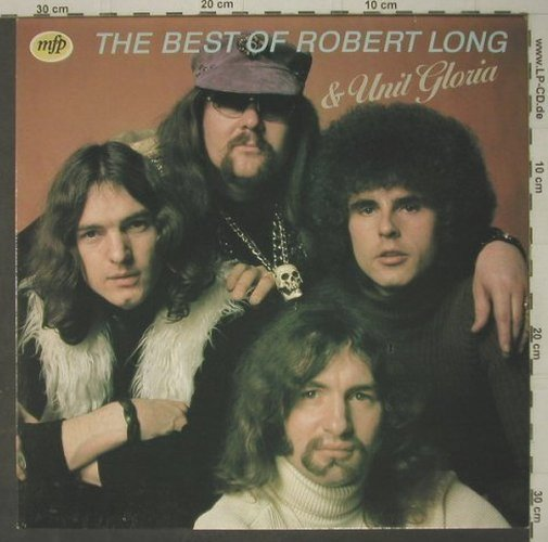 Long,Robert & Unit Gloria: Best Of, MFP(1A022-58006), NL,  - LP - C7534 - 5,00 Euro