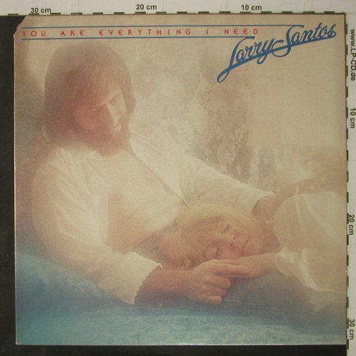 Santos,Larry: You Are Everthing I Need, co, Casablanca(NBLP 7030), US, 1975 - LP - C7562 - 4,00 Euro