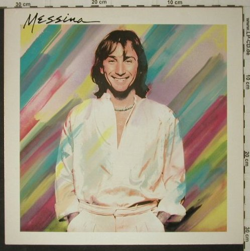 Messina,Jim: Messina, WB(WB 56 911), D, 1981 - LP - C7584 - 5,00 Euro