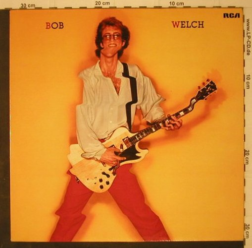 Welch,Bob: Same, RCA(PL 14107), D, 1981 - LP - C7657 - 4,00 Euro