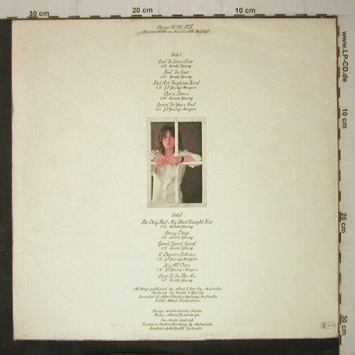 Young,John Paul: Lost In Your Love, Ariola(26 481 XOT), D, 1978 - LP - C7751 - 5,00 Euro