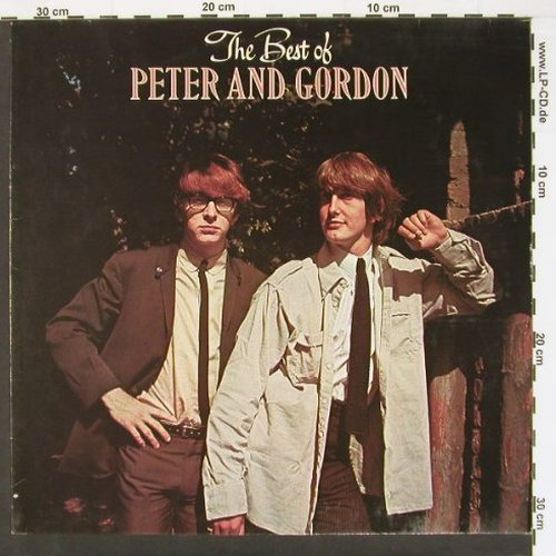 Peter & Gordon: The Best Of, Chrystal(054 CRY 06 437), D, 1978 - LP - C777 - 5,50 Euro