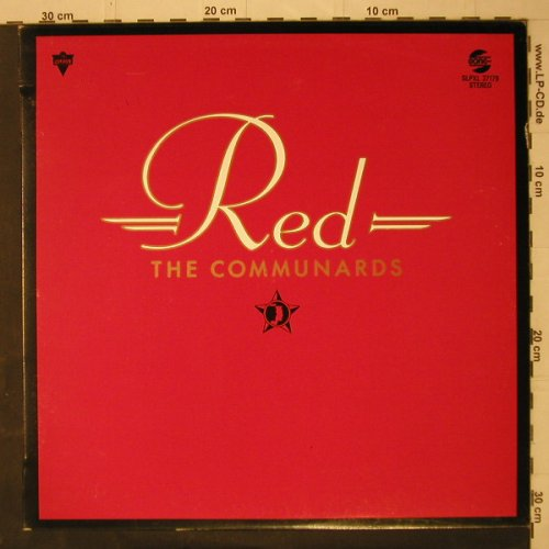 Communards: Red, Gong(SLPXL 37179), H, 1987 - LP - C7807 - 5,00 Euro
