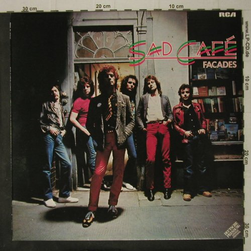 Sad Cafe: Facades, RCA(PL 25249), D, 1979 - LP - C7862 - 5,00 Euro