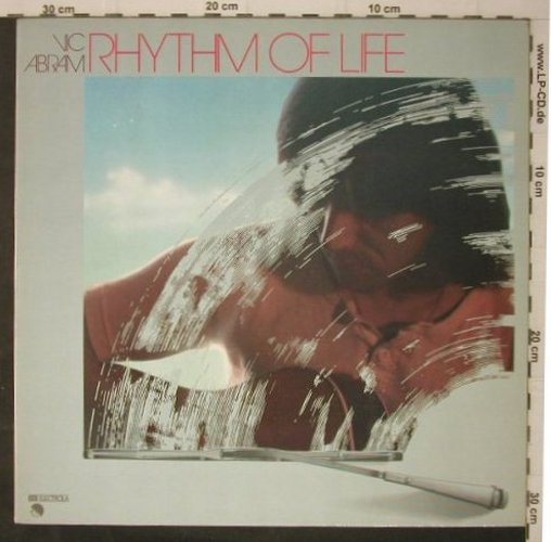 Abram,Vic: Rhythm Of Life, EMI(064-45 777), D, 1979 - LP - C7943 - 3,00 Euro
