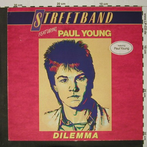 Streetband: Dilemma, feat Paul Young, Logo(823 869-1 ME), D, 1979 - LP - C8075 - 4,00 Euro