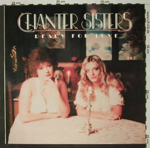 Chanter Sisters: Ready For Love, Safari(6.23023 AO), D, 1977 - LP - C8201 - 5,00 Euro