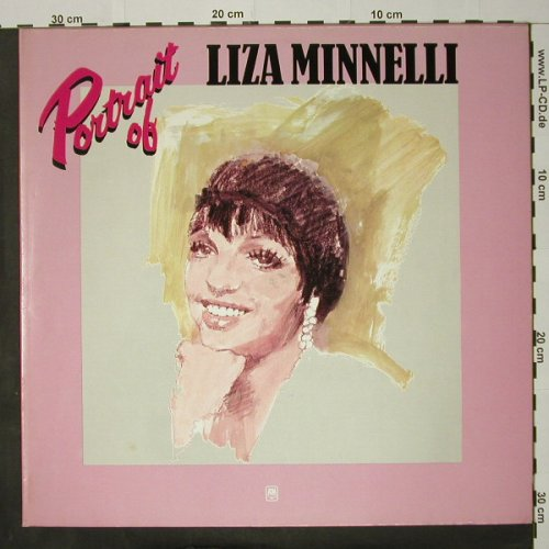 Minnelli,Liza: Portrait Of,Foc, AM(87 345 XBT), D,  - 2LP - C8208 - 7,50 Euro
