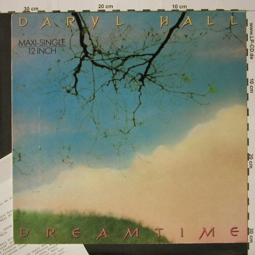 Hall,Daryl: Dreamtime*2+1, RCA(PT 49816), D, 1986 - 12inch - C8330 - 3,00 Euro