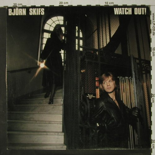 Skifs,Björn: Watch Out!, m-/vg+, EMI(064-35 320), D, 1977 - LP - C8332 - 4,00 Euro