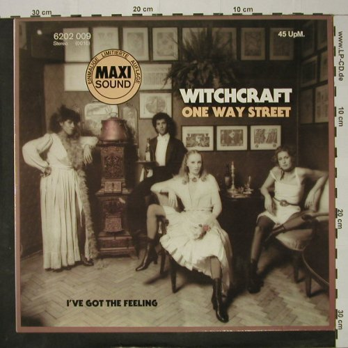 Witchcraft: One Way Street, Philips(6202 009), D, 1979 - 12inch - C8391 - 3,00 Euro