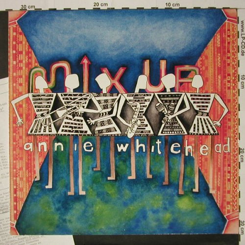 Withehead,Annie: Mix Up, Virgin(207 255-620), D, 1985 - LP - C8401 - 5,00 Euro