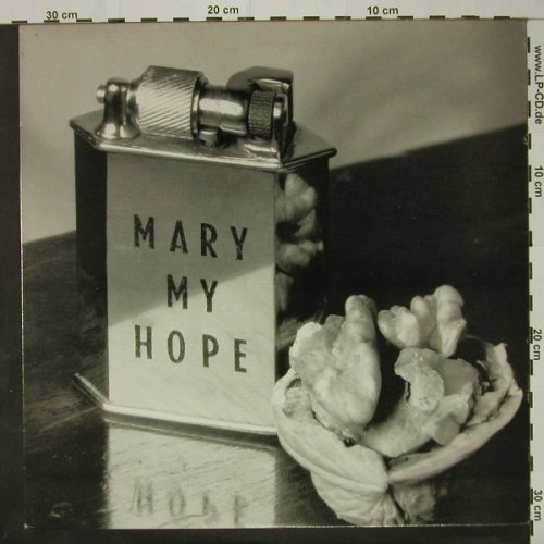 Mary My Hope: Museum, Silvertone(ORE LP 504), EC, 1989 - LP - C8453 - 5,00 Euro