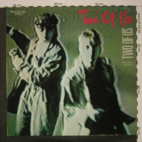 Two Of Us: Two Of Us / Neige D'Amour(instr.), Blow Up(INT 125.543), D, 1985 - 12inch - C8481 - 3,00 Euro