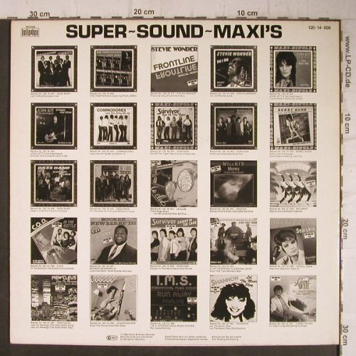 Survivor: Slander, sp.rmx +1, Scotti Brothers(120 14 006), D, 1983 - 12inch - C8670 - 2,00 Euro