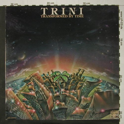 Lopez,Trini: Transformed By Time, m-/vg+, Roulette(SR 3020), US, 1978 - LP - C8721 - 4,00 Euro