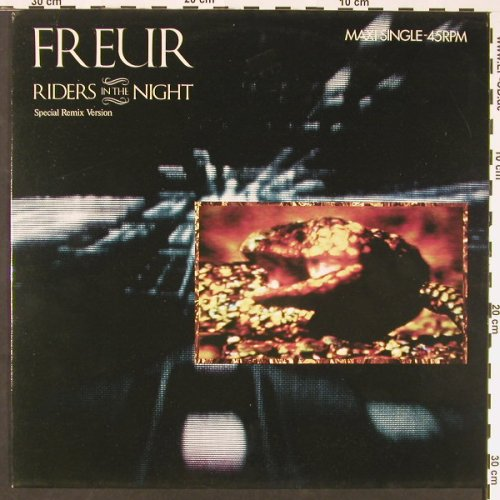 Freur: Riders In The Night*2+1, CBS(A12.4184), NL, 1984 - 12inch - C8781 - 4,00 Euro