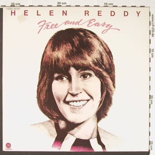 Reddy,Helen: Free And Easy, Capitol(C 062-81 781), D, 1974 - LP - C8813 - 7,50 Euro