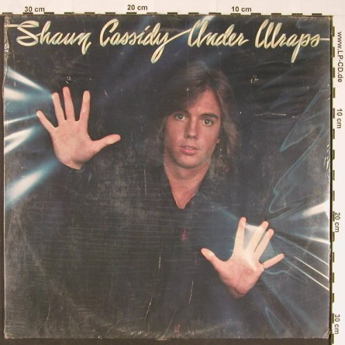 Cassidy,Shaun: Under Wraps, FS-New, WB(56535), D, 1978 - LP - C8898 - 6,00 Euro