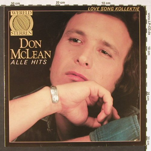 Mc Lean,Don: Alle Hits-Love Song Kollektie, EMI(16 3945 1), EEC,  - LP - C8974 - 5,00 Euro