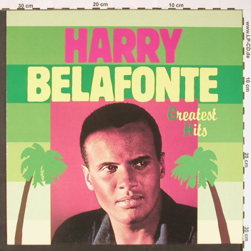 Belafonte,Harry: Greatest Hits, Allround Trading(AR 31048), EEC, 1987 - LP - C8980 - 3,00 Euro