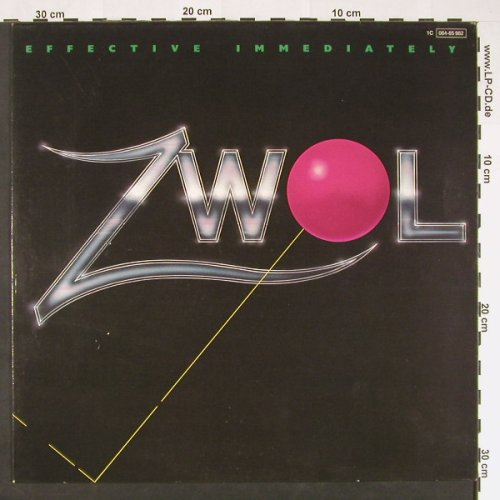 Zwol,Walter: Effective Immediatly, EMI(064-85 982), D, 1979 - LP - C8987 - 5,00 Euro