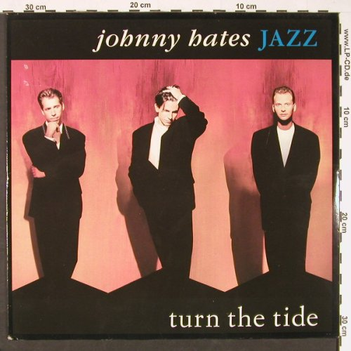 Johnny Hates Jazz: Turn The Tide*2+1, Virgin(612 601-213), D, 1989 - 12inch - C9153 - 2,50 Euro