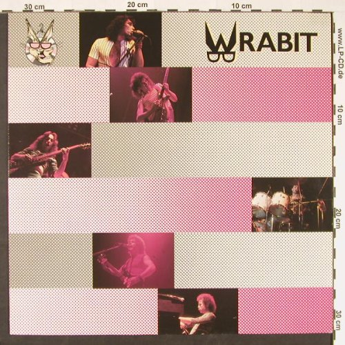Wrabit: Wrough & Wready, MCA(204 405), D, 1981 - LP - C9198 - 5,50 Euro