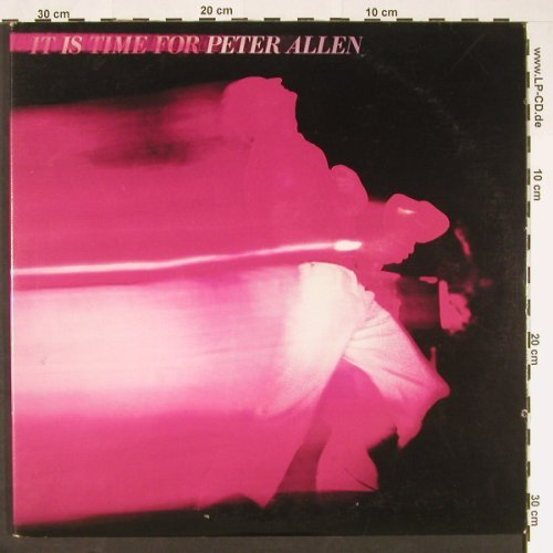 Allen,Peter: It Is Time For-Live, Foc, co, AM(), US, 1977 - 2LP - C9218 - 6,00 Euro