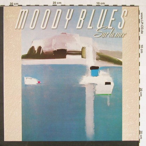 Moody Blues: Sur La Mer, Threshhold(835 756-1), D, 1988 - LP - C9313 - 7,50 Euro