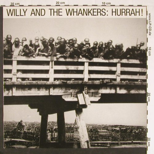 Willy & The Whankers: Hurrah!, Belinda(1250984), D, 1991 - LP - C9370 - 5,00 Euro